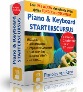 online pianoles cursus